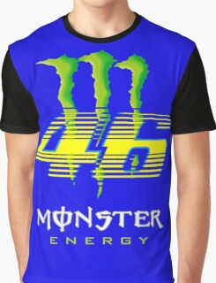 Valentino Rossi Debut in MotoGp Graphic T-Shirt