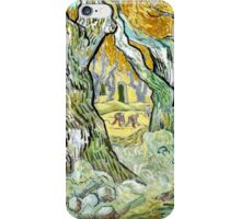 Vincent van Gogh The Road Mender iPhone Case/Skin