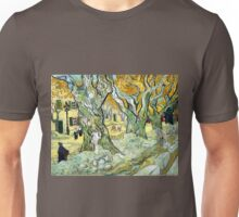 Vincent van Gogh The Road Mender Unisex T-Shirt