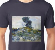 Vincent van Gogh The Rocks Unisex T-Shirt