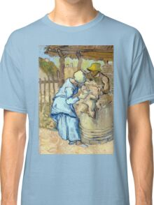 Vincent van Gogh The Sheep-Shearer Classic T-Shirt