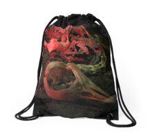 The End Drawstring Bag
