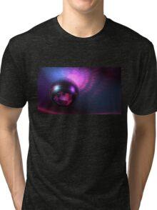 Disco Ball Tri-blend T-Shirt