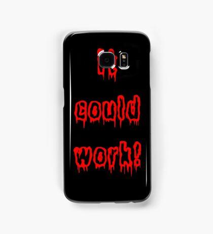 It Could Work! - Young Frankenstein Samsung Galaxy Case/Skin