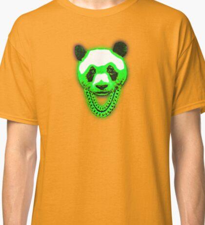 Panda Desiigner Green Classic T-Shirt