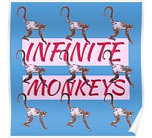 Infinite Monkeys Poster
