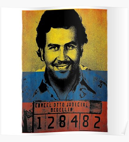 Colombian King - ONE:Print Poster
