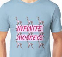 Infinite Monkeys Unisex T-Shirt