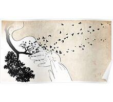 Bird Lungs Poster
