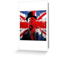 Winston - ONE:Print Greeting Card