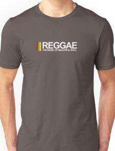 REGGAE - THE MUSIC OF BEAUTIFUL SOUL Unisex T-Shirt