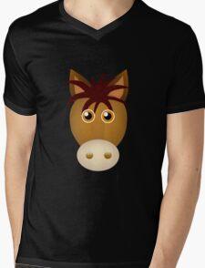 Horse face cartoon T-Shirt