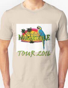 JIMMY BUFFET TOUR 2016 T-Shirt