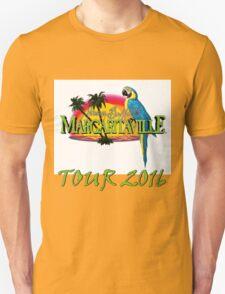 JIMMY BUFFET TOUR 2016 Unisex T-Shirt