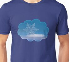 Cloud number nine, panoramic version Unisex T-Shirt