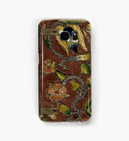 Antique Embroidered Velvet Samsung Galaxy Case/Skin