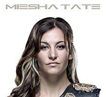 MIESHA TATE UFC Photographic Print
