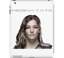 MIESHA TATE UFC iPad Case/Skin