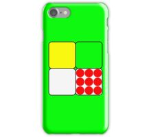 Tour de France Jerseys 3 Green iPhone Case/Skin
