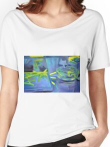 Ashtray, 2011, 120-80cm, oil on canvas Women's Relaxed Fit T-Shirt