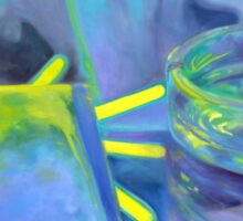 Ashtray, 2011, 120-80cm, oil on canvas Sticker