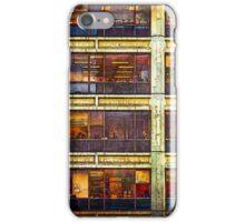 Manhattan Office Windows iPhone Case/Skin
