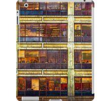 Manhattan Office Windows iPad Case/Skin
