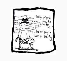 Baby Pilgrim Dog Unisex T-Shirt