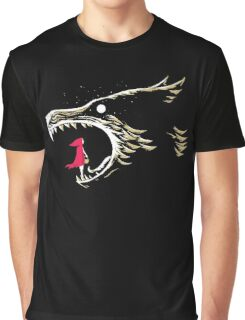 What Big Teeth You Have Graphic T-Shirt