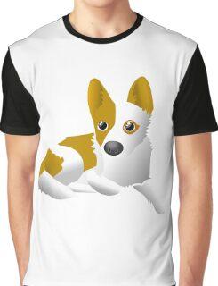 Cartoon boxing dog character Graphic T-Shirt
