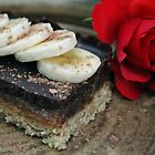 Banoffee Slice by Astrid Ewing Photography