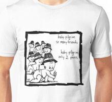 Baby Pilgrim So Many Friends Unisex T-Shirt