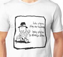 Baby Pilgrim Trombone Unisex T-Shirt