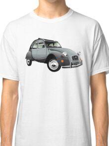 Citroën 2CV Charleston grey Classic T-Shirt