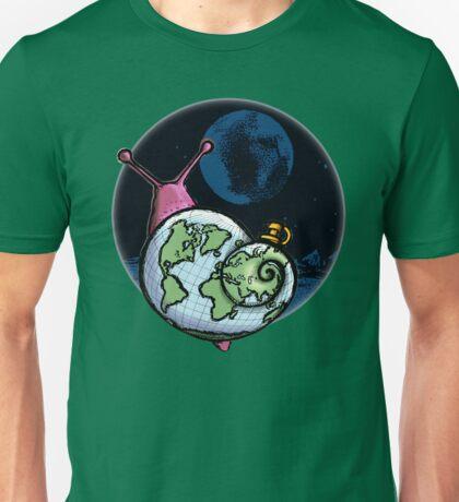 Alien Snail Unisex T-Shirt