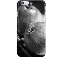 red pears iPhone Case/Skin