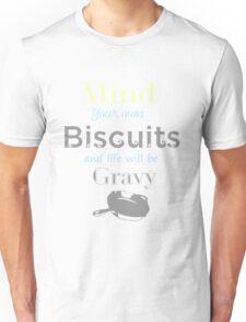Mind Your Own Unisex T-Shirt