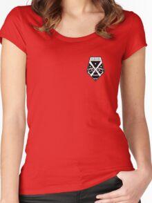 XCOM Logo Women's Fitted Scoop T-Shirt