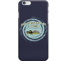 The Anatomy of a Wasp iPhone Case/Skin
