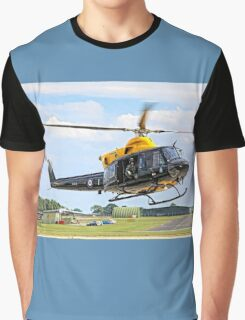Bell 412EP Griffin HT.1 ZJ235/I G-BXBF Graphic T-Shirt