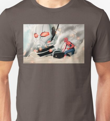 Attack on the Ant-man Unisex T-Shirt