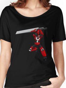 Tigrobot Mk2 Women's Relaxed Fit T-Shirt