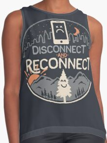 Reconnect Contrast Tank