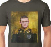 Sir Wayne Rooney Earl of Manchester Unisex T-Shirt