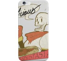 Papy's Pastas iPhone Case/Skin