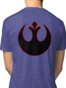 Rebel Alliance logo Tri-blend T-Shirt