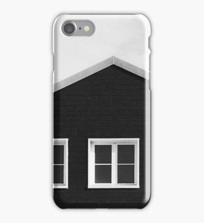 Three quarters iPhone Case/Skin