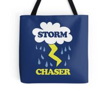 Storm Chaser  Tote Bag