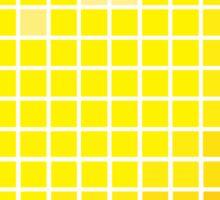8 bit pixel lemon Sticker
