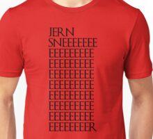 Jon Snow (Jern Sner) Unisex T-Shirt